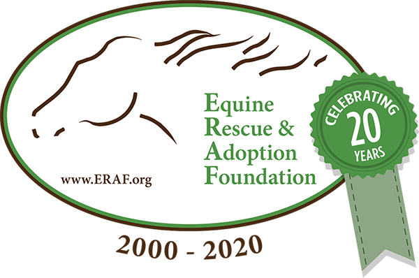 Equine Rescue and Adoption Foundation, Inc. Logo